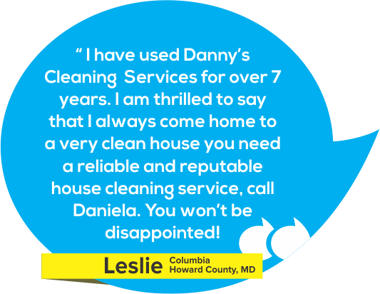 Residential House Cleaning Columbia Ellicott City Laurel